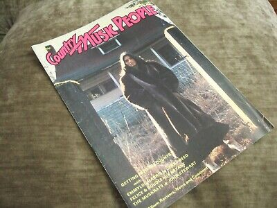 Country Music People magazine February 1981