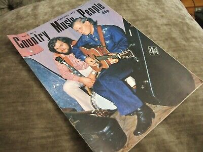 Country Music People magazine February 1978