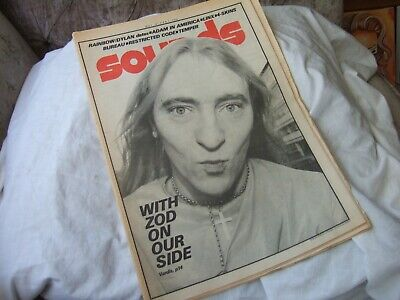 Sounds magazine 9th May 1981