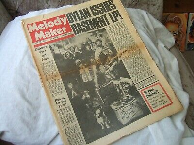 Melody Maker 28th June 1975
