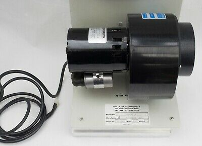 McLean Engineering Ion Laser Technology Hood Exhaust Blower Vent 115V