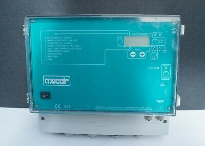 Mecair MCS Controller Electronic Sequencer 230V