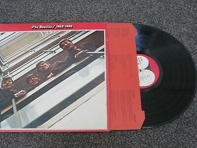 The Beatles - The Red Album - 1962-1966 - Double Lp