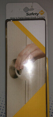 4 Pack Grip 'N Twist Door Knob Covers