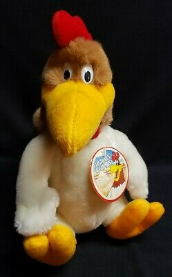 Foghorn Leghorn plush Looney Tunes character new with tag 1993