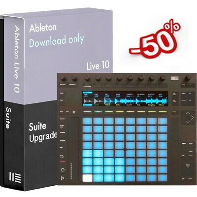 Ableton Live Suite 10 🔥 Lifetime Activation & Authorization 2020 Fast Delivery