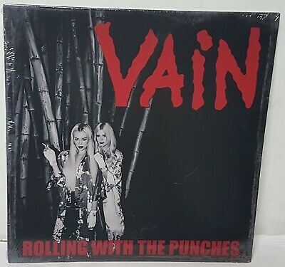 Vain Rolling With the Punches LP Vinyl Record new