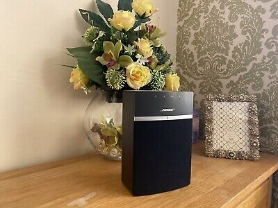 Bose Soundtouch 10 Bluetooth Speaker. Black - Very Good Condition
