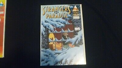 Strangers in Paradise, Issue 3