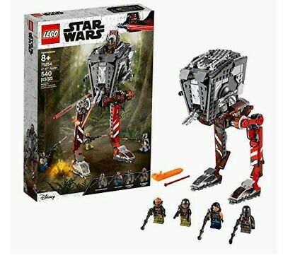 LEGO Star Wars AT-ST Raider 75254 The Mandalorian Collectible All Terrain Scout