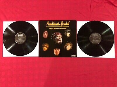 The Rolling Stones-Rolled Gold The Very Best of the Rolling Stones Vinyl LP