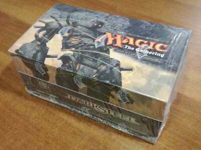 "MTG Darksteel Theme Deck Box - ""ITALIANO"" - New Sealed - 12 Decks"