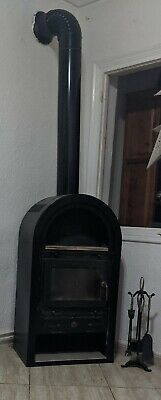 Large Wood Burner - Estufa Madera Grande