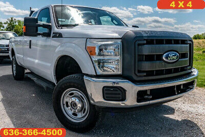 2013 Ford F-250 XL 2013 XL Used 6.2L V8 16V Automatic 4X4 Pickup Truck 8 ft bed 1 owner clean work