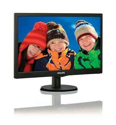 Philips Philips Monitor LCD con SmartControl Lite 193V5LSB2/10 LED display193V5L