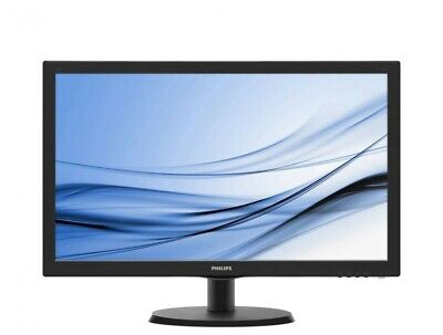 Philips Philips Monitor LCD con SmartControl Lite 223V5LHSB2/00 LED display223V5