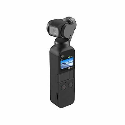 DJI Osmo Pocket - 3 Axis Gimbal Stabilizer with Integrated Camera, Compatible