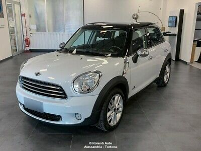 MINI Mini Countryman Mini 1.6 Cooper D Countryman ALL4