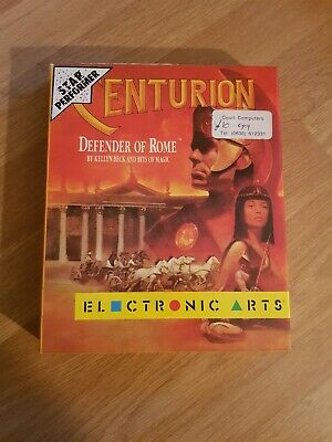 Vintage Centurion PC Game Replacement Box Only