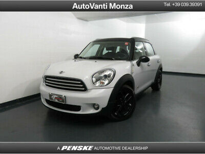 MINI Mini Countryman Mini 2.0 Cooper D Countryman ALL4 Automatica