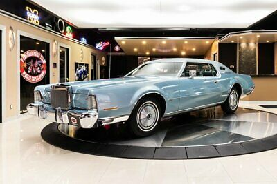 1973 Lincoln Continental Mark IV Mark IV, Only 27k Miles! Lincoln 460ci V8, Automatic, PS, PB, A/C, Documented!