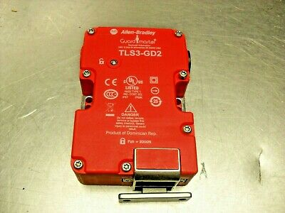 Allen-Bradley Safety Switch TLS3-GD2
