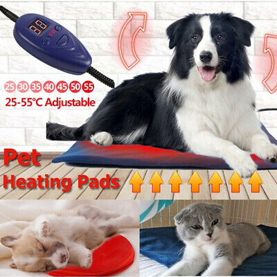 Heating Pad Heating Safe Waterproof Electric Cover Replacements Pet Warmer Cats