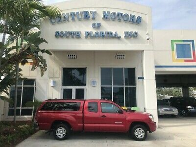 2007 Toyota Tacoma  Front and Rear Doors Camper Top Rear Jump Seats CD A/C Cruise Tow