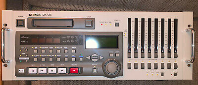 Tascam DA-98 Digital Multitrack Recorder