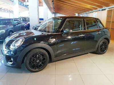 Mini one 5 porte 1.2 benz e6 salt pdc chrome line excitemen