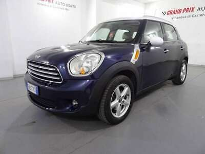 MINI Cooper D Countryman Mini ALL4 Automatica