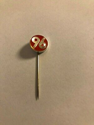Hannover 96 Trokot Pin Badge AWAY 2010//2011 mit BL Patch