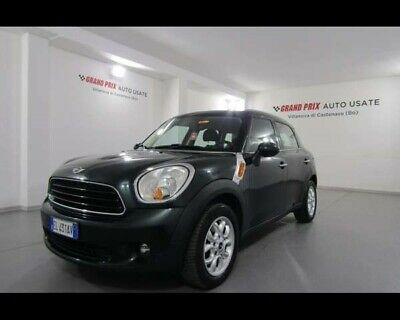 MINI One D Countryman Mini
