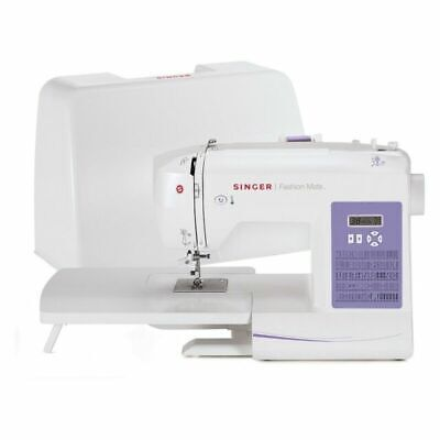 Ships Today! Brand New SINGER 5560 Fashion Mate Sewing Machine