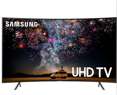 """NEW Samsung 65"""" Class LED Curved 7 Series 2160p Smart 4K UHD TV"""