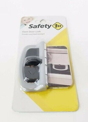 Safety 1st Oven Door Lock HS146 Baby Proofing. Durable Heat Resistant NEW SEALED