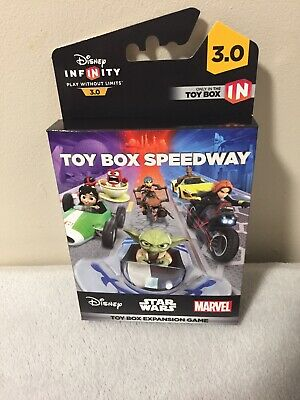 Disney Infinity 3.0 Toy Box Speedway Expansion Game Pack Disney Star Wars - New