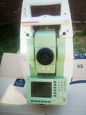 Leica 1205 Robotic Total Station