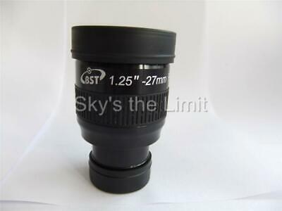 "BST Edge-On 1.25"" 27mm 53 Degree Flat Field Eyepiece"