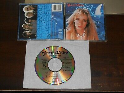 GREAT WHITE Once Bitten CD USA 9 tracks Capitol CDP 7 46910 2