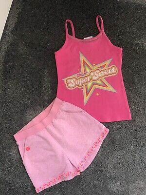Fantastic 2 Piece Summer Outfit Of Mim-Pi From Lounge Wear Collection age  9-10…