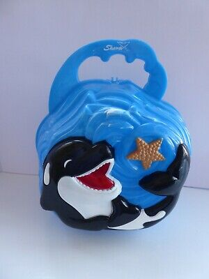 Shamu Seaworld Orlando Lunch Box