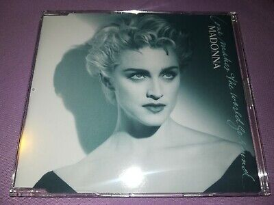 Madonna Love makes the world go round remixes Dj Cd maxi Single