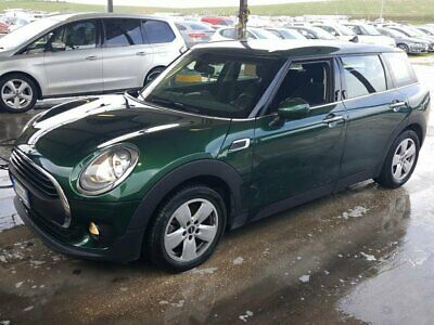 Mini one d clubman business