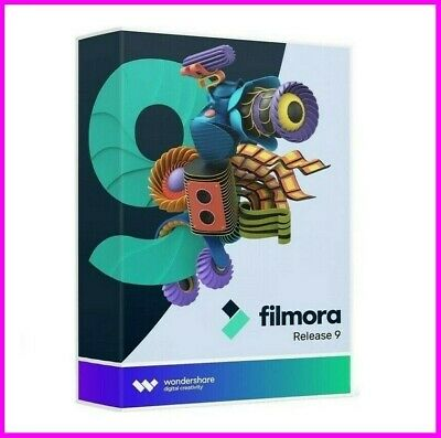 Wondershare Filmora 9 Video Editor | Lifetime Licence | Fast Delivery