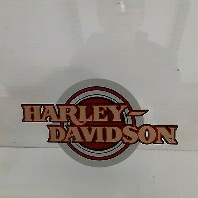 Harley Davidson OEM New Authentic Fuel Tank Decal Set