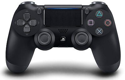 PS4 Controller DualShock 4 Wireless Controller for PlayStation 4 - Jet Black
