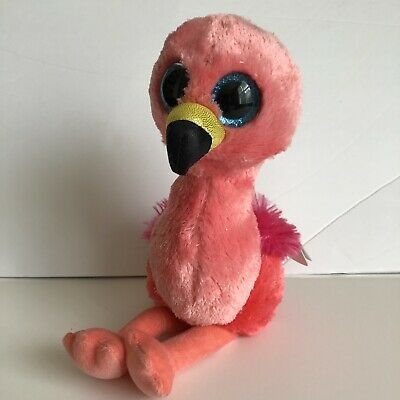 2018 TY Beanie Boos Collectible Figure Gilda Flamingo