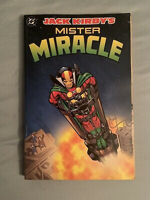 Jack Kirby's Mister Miracle TPB DC