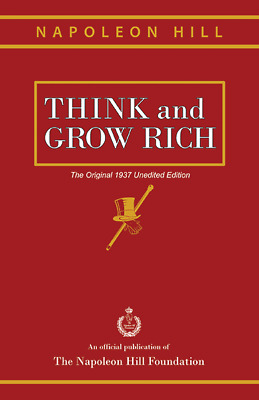 Think and Grow Rich By Napoleon Hill PDF ( English Version)